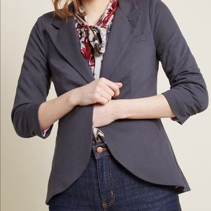 ModCloth fine and sandy blazer
